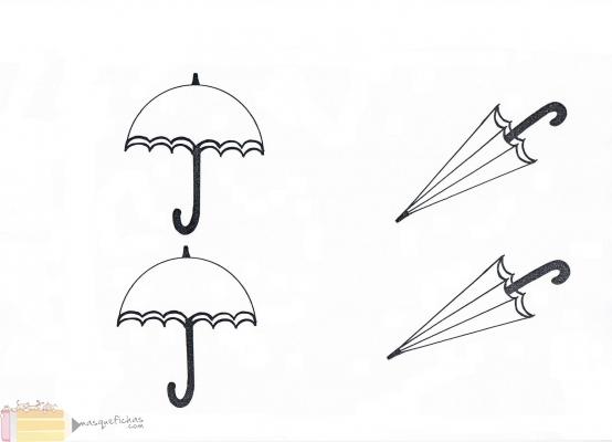 Paraguas Cerrado